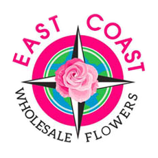 East Coast Wholesale Flowers Logo